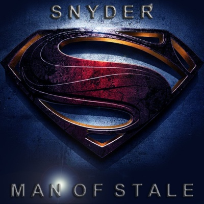 Parody of a Man Of Steel poster by What Went Wrong With