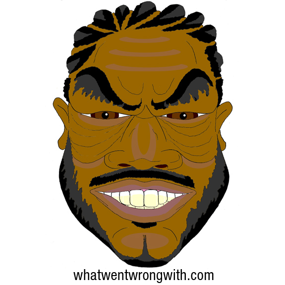Caricature Of Xzibit by What Went Wrong With