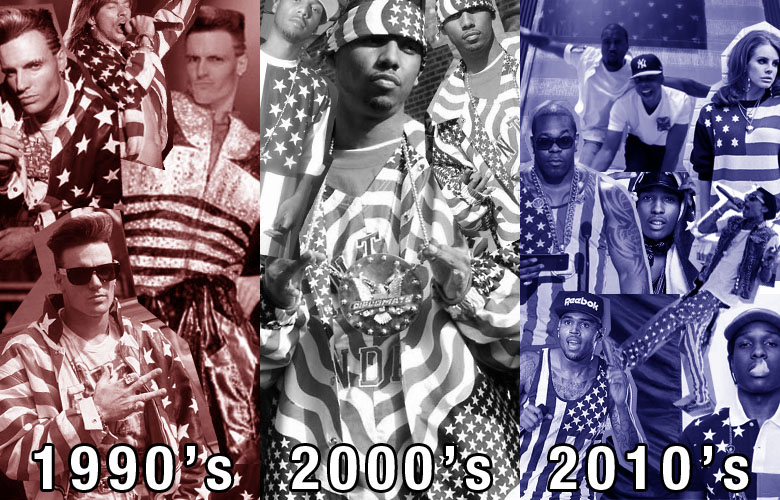 What Went Wrong With... Patriotic Fashion after 9/11? By whatwentwrongwith.com