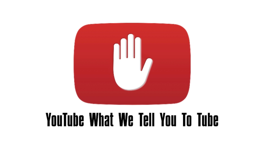 A parody of the YouTube logo by What Went Wrong Or Right With...? for whatwentwrongwith.com