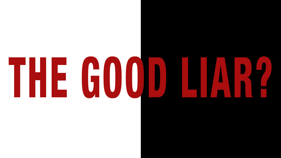 A review of The Good Liar for whatwentwrongwith.com