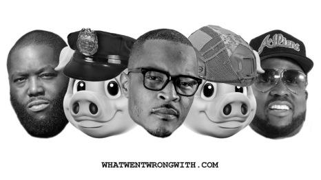 Killer Mike T.I. Big Boi Pigs