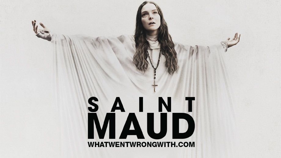 A review of Saint Maud starring Morfydd Clark
