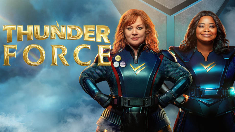 A review of Netflix' Thunder Force