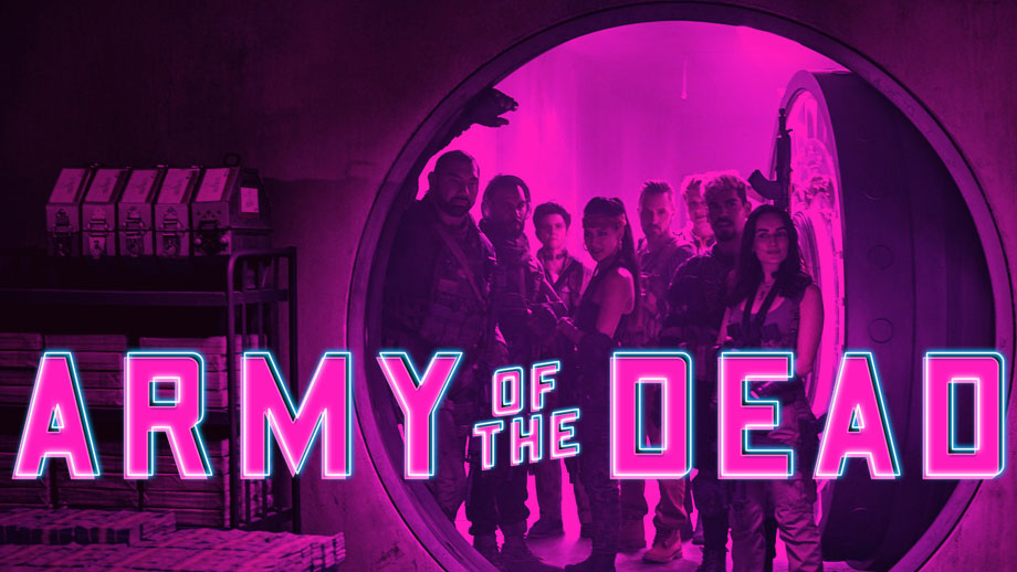 A review of Army Of The Dead (2021)