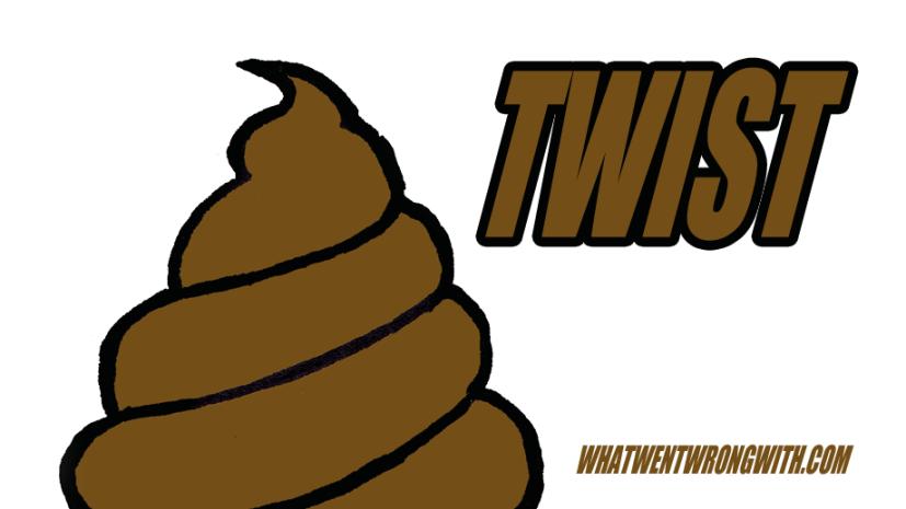 A poop emoji for Rialto Distribution and Twist (2021)